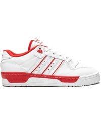 adidas Кроссовки Rivalry Low - Белый