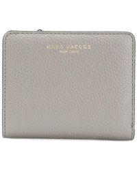 Marc Jacobs - Gotham Mini Compact Wallet - Lyst