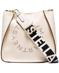 Stella McCartney - Сумка Через Плечо Stella С Логотипом - Lyst