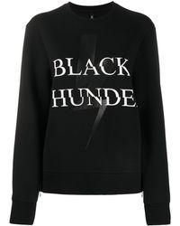 Neil Barrett Black Thunder スウェットシャツ - ブラック