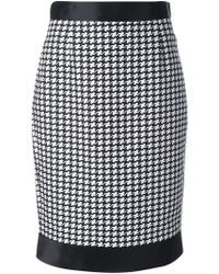 DSquared² 'babe Wire' Skirt - Black