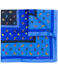 Etro - パターン スカーフ - Lyst