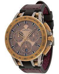 Versace Наручные Часы Sport-tech - Металлик