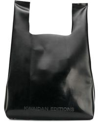 Kwaidan Editions トートバッグ - ブラック