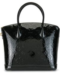 Louis Vuitton Сумка-тоут Venis Lockit Pm 2014-го Года - Черный