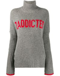 Zadig & Voltaire Pull Zaddicted - Gris