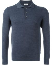 Fashion Clinic - Lonsleeved Polo Shirt - Lyst
