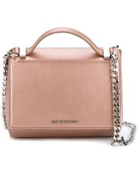 420033cb266d Givenchy - Mini  pandora Box  Shoulder Bag - Lyst