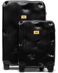 Crash Baggage Набор Чемоданов - Черный