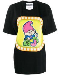 Moschino - グラフィック Tシャツ - Lyst