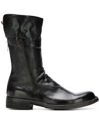 Officine Creative Legrand Boots - Коричневый