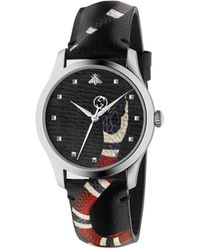 Gucci - ル マルシェ デ メルヴェイユ 38mm 腕時計 - Lyst