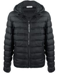 Givenchy Gewatteerd Jack - Zwart