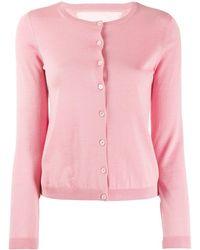 RED Valentino Classic Cardigan - Pink
