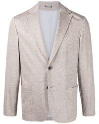 Canali シングルジャケット - マルチカラー