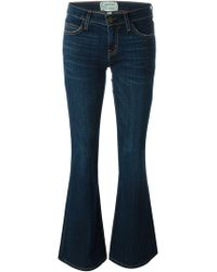 Current/Elliott - 'the Low Bell' Jeans - Lyst
