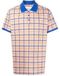 Henrik Vibskov The Big Polo Shirt - Purple
