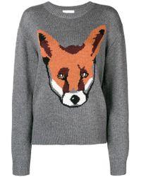 Peter Jensen - Fox Sweater - Lyst