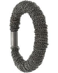 UMA | Raquel Davidowicz - | Chains Bracelet - Lyst