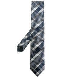 Tom Ford - Corbata con estampado de cuadros - Lyst