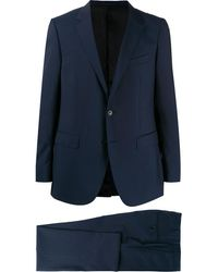 Lanvin ツーピーススーツ - ブルー