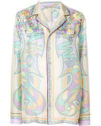 Emilio Pucci - Printed Pyjama Shirt - Lyst