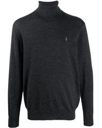 Polo Ralph Lauren タートルネックセーター - グレー
