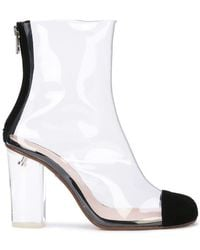 Black Erani Lyst Ritch Nyfc Strap in Braided Boots wSwCp7Yx