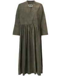Uma Wang - Loose Fit Dress - Lyst