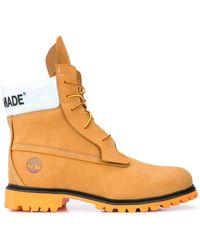 Footshop Timberland 6 In Premium Rust Nubuk Brown for Men Lyst