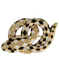 Marc Jacobs - Snake Brooch - Lyst