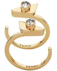 Fendi | Wonders Rings | Lyst