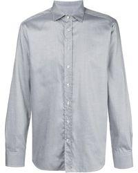 Etro Slim-fit Shirt - Серый