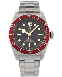 Tudor Наручные Часы Black Bay Gmt Pre-owned 41 Мм 2020-го Года - Черный