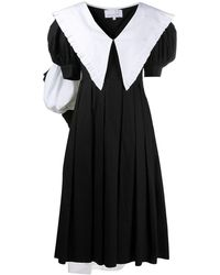 Natasha Zinko Платье Мини Prairie - Черный