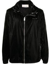1017 ALYX 9SM Nightrider フーデッドジャケット - ブラック