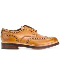 Grenson Zapatos brogues Archie - Marrón