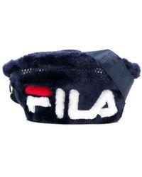 Fila カラーブロック ベルトバッグ - マルチカラー