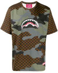 Camo Yeezy Homme T T Homme Shirt Shirt Camo eBxodrCW