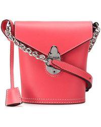 Calvin Klein Mini Bucket Bag - Pink