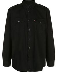 WARDROBE.NYC X Levi's Release 04 Denim Shirt - Black