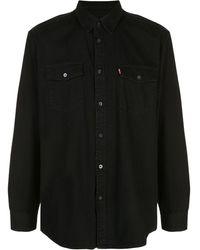 WARDROBE.NYC - ロゴパッチ ポケットシャツ - Lyst