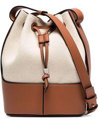 Loewe バルーン バケットバッグ - マルチカラー