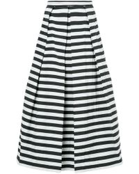 Han Ahn Soon - Full Striped Skirt - Lyst