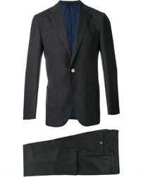 Fashion Clinic Two Piece Suit - Grey