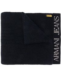 Giorgio Armani Pre-Owned - 1990's ロゴ スカーフ - Lyst