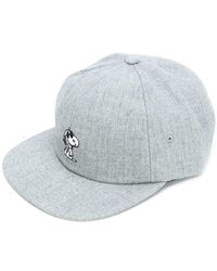 Vans - Snoopy Embroidered Cap - Lyst