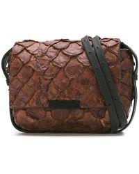 Osklen | Textured Bag | Lyst