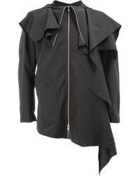 Moohong - Ruffled Jacket - Lyst