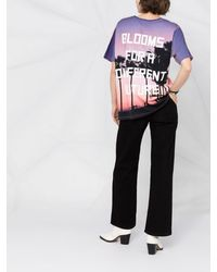 Golden Goose Deluxe Brand パームツリー Tシャツ - ピンク